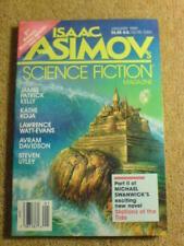 ASIMOV'S (SCI-FI) - KATHE KOJA - Jan 1991