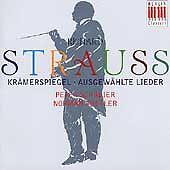 R. Strauss: Krmerspiegel / Ausgewhlte Lieder