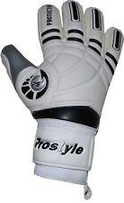 Negative Cut Goalkeeper Gloves Football Goalie Professional Size 6-10
