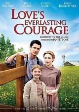 LOVE'S EVERLASTING COURAGE (DVD, 2012) - NEW SEALED DVD