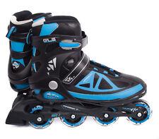 NIJDAM Semisoft boot Inline Hockey Skates - Senior