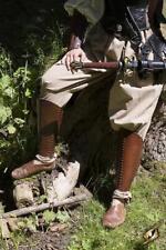 Lederbeinschienen - Beinschienen Squire  Epic Armoury