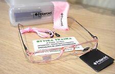 Occhiali per Lettura Reading Glasses Polaroid R620 A +1.00 ROSA PINK