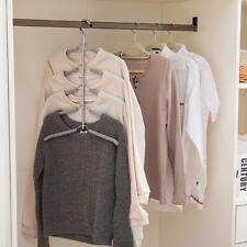 Non-slip Clothes Hangers Multi Layer for Tops Dress Shirts Garment Coat Hanger