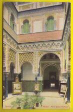 E SEVILLA Alcázar Patio de las Muñecas - 1920 ca.