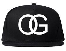 Kings Of NY OG Original Gangsta Gangster Style Green Snapback Hat