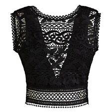 Guess Women's Tiffany Lace Shirt PN: W92H71WBKG0