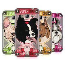 HEAD CASE DESIGNS ANIMAL SHOWCARDS SOFT GEL CASE FOR SAMSUNG PHONES 3