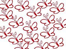 16 Schmetterlinge  Sticker Fenster Kacheln Fliesen Wand Möbel Aufkleber