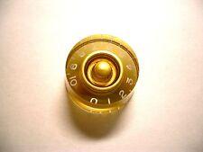 Göldo Speed knob, Universal orrecguitarparts Bottone-con impresso ORO