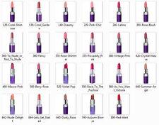 Rimmel Moisture Renew Lipstick Full Size Single Stick- Pick your Color