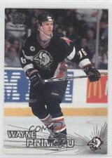 1997 Pacific Crown Collection Silver 43 Wayne Primeau Buffalo Sabres Hockey Card