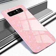 COVER per Samsung Galaxy S10 /S10e/ S10 Plus CUSTODIA ORIGINALE Marble Glass