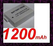 ★★ 1200mAh BATTERIE Lithium ion ★ Type LP-E8 / LPE8 Pour Canon LC-E8E