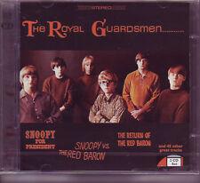 THE ROYAL GUARDSMEN - Original Recordings 1966-69 2 CDs