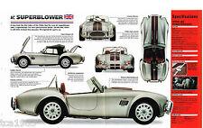 AC SUPERBLOWER Cobra IMP Brochure: 1997,1998.....