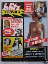 Cronaca Blitz (I) 49/1987, Veronica Lario, Illona Staller, Bob Marley, Garavagli