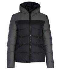KJUS Vals Blouson de ski pour femme noir gris à capuche taille L, XL ou XXL NEUF