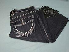 "NWT Rock & Republic Kasandra "" Crystal Ball "" Women's Bootcut Jeans"