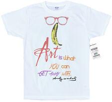 El arte es lo que usted puede conseguir con diseño Camiseta Andy Warhol, Velvet Underground