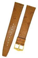 Uhrenarmband FORTIS Leder verschiedene Farben 14mm - 18mm Dornschließe NEU