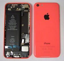 OEM Apple iPhone 5c Housing Frame Charging Port Speaker Camera Battery Case Part
