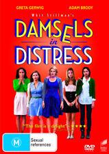Damsels in Distress * NEW DVD * (Region 4 Australia)