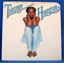 THELMA HOUSTON RECORD, ANYWAY YOU LIKE IT
