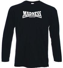 SKA, Longsleeves Tees, 2 Tone, Madness, Camden Town, Retro