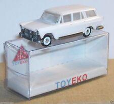MICRO TOY EKO TOYEKO HO 1/86 1/87 SPAIN SEAT 1500 FIAT 1800 FAMILIALE REF 2035