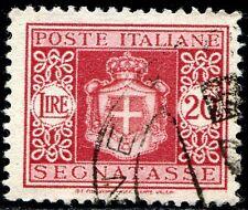 Luogotenenza 1945 Segnatasse n. 96 usato (504)