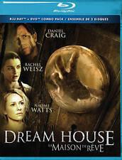 Dream House (Blu-ray/DVD, 2012, Canadian)