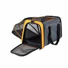 S/L Soft Airline Pet Dog Cat Travel Carrier Hand Shoulder Bag Kennel Cage Crate