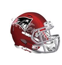 New England Patriots Elite Helmet Sticker / Vinyl Decal  |  10 sizes!! 🏈