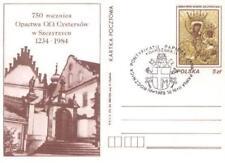 Poland 1987 Cp 881 John Paul II Pope Papst (87/20)