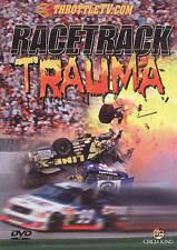 Racetrack Trauma DVD New 2009 Throttletv Motocross Racecar  Race track Sports