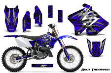 SUZUKI RM 125 250 Graphics Kit 2001-2009 CREATORX DECALS BTBL