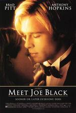 RENCONTRE AVEC JOE BLACK Bande Annonce Cinéma Trailer BRAD PITT ANTHONY HOPKINS