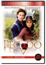Mi Pecado [4 Discs] (2011, DVD NUEVO) SPA LNG/ENG SUB4 DISC SET (REGION 1)