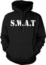 SWAT Halloween Costume Funny Humor Joke Meme Internet Hoodie Pullover