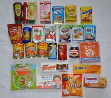 Kaufladen Artikel Auswahl:Chips,Pommes,Zwieback,Kekse,Nutella ,Ketchup u.v.a.