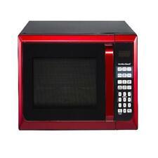 Microwave Oven Stainless Steel Design Home Countertop 09 Cu Ft 900 Watt Silver