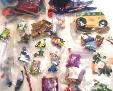 TMNT Teenage Mutant Ninja Turtles Action Figure Parts Mini Mutants Weapons Guns