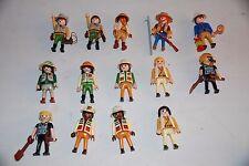 Playmobil figuras safari selva bosques exploradores 4559 3015 3016 3017 4176