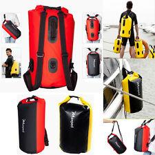 Travel Kayak Waterproof Duffle Dry Rucksack Shoulder Bag Pack Sack 25L/35L/60L