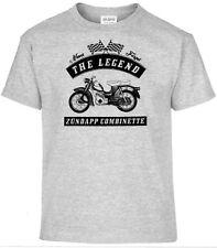 T-Shirt, Zündapp Combinette, Bike, Motorcycle, Youngtimer, Oldtimer