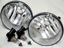 For 07 Toyota Tundra Pickup 05 Tacoma Sequia Fog light Lamp RL H Pair W/B NEW