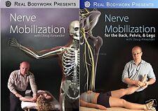 Nerve Mobilization Medical Massage 2 DVD Set