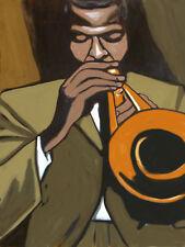 FREDDIE HUBBARD PRINT poster jazz trumpet hub tones blue note this is jazz cd