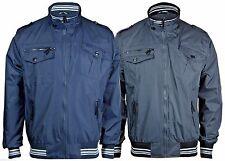 Para Hombre Robert Lawrence Casual De Diseñador chaqueta de estilo
